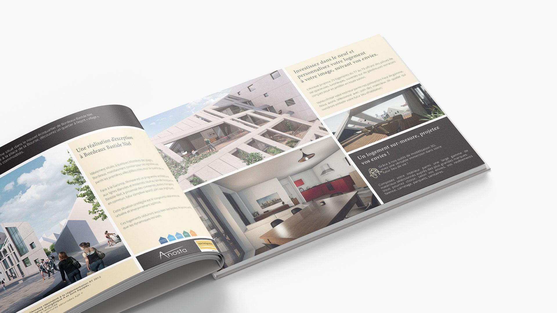 Programme immobilier Bordeaux L'Annexe Anosta