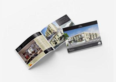 brochure villa alba