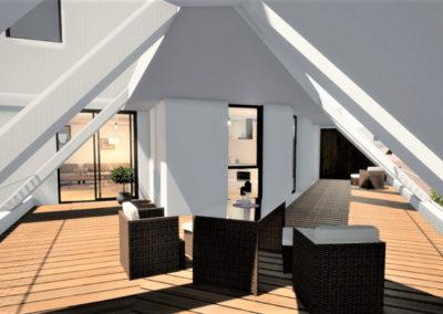 terrasse annexe