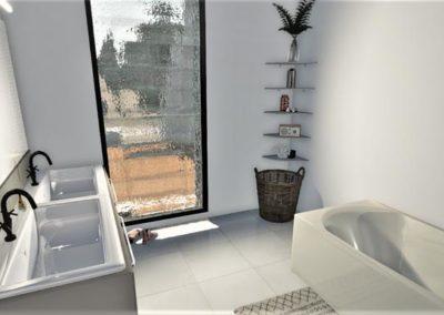 Programme immobilier neuf Annexe Bordeaux Bastide Niel SDB