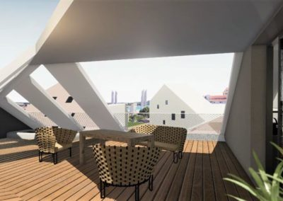 Programme immobilier neuf Annexe Bordeaux Bastide Niel Exterieur